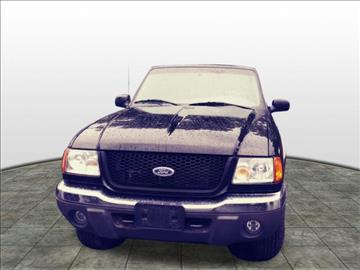 2003 Ford Ranger for sale at Tyme Auto Sales in Plymouth MI