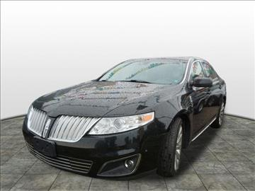 2011 Lincoln MKS for sale at Tyme Auto Sales in Plymouth MI
