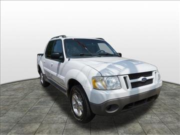 2001 Ford Explorer Sport Trac for sale at Tyme Auto Sales in Plymouth MI