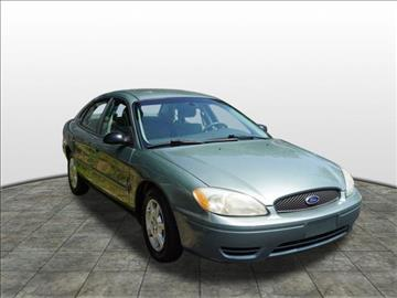 2005 Ford Taurus for sale at Tyme Auto Sales in Plymouth MI