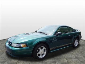 2001 Ford Mustang for sale at Tyme Auto Sales in Plymouth MI
