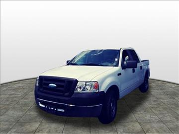 2008 Ford F-150 for sale at Tyme Auto Sales in Plymouth MI
