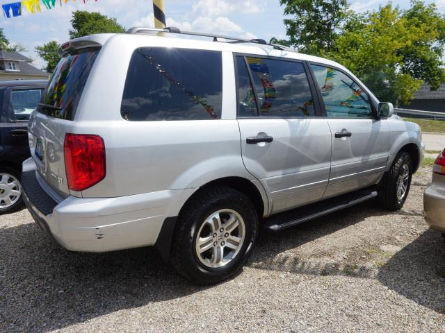 2003 Honda Pilot for sale at Tyme Auto Sales in Plymouth MI