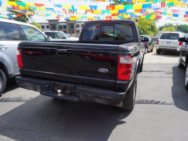 2005 Ford Ranger for sale at Tyme Auto Sales in Plymouth MI