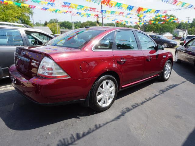 2008 Ford Taurus for sale at Tyme Auto Sales in Plymouth MI