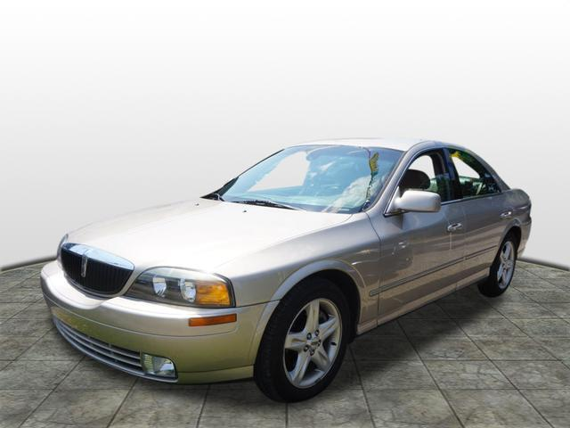 2002 Lincoln LS for sale at Tyme Auto Sales in Plymouth MI