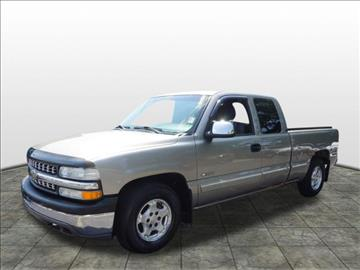 2002 Chevrolet Silverado 1500 for sale at Tyme Auto Sales in Plymouth MI