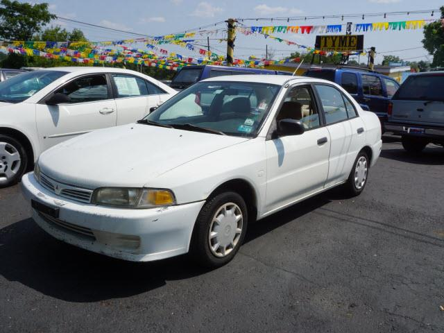 2000 Mitsubishi Mirage for sale at Tyme Auto Sales in Plymouth MI
