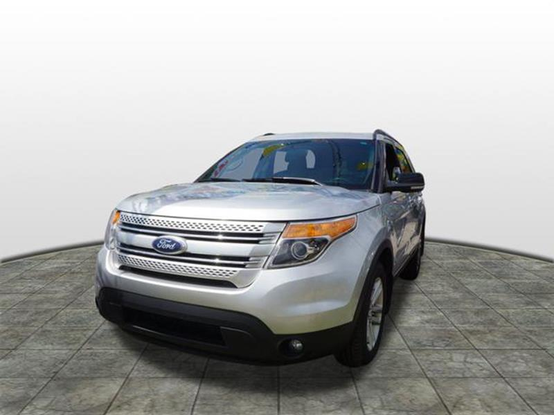 2012 Ford Explorer for sale at Tyme Auto Sales in Plymouth MI