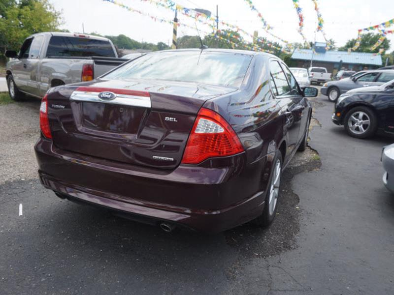 2011 Ford Fusion for sale at Tyme Auto Sales in Plymouth MI