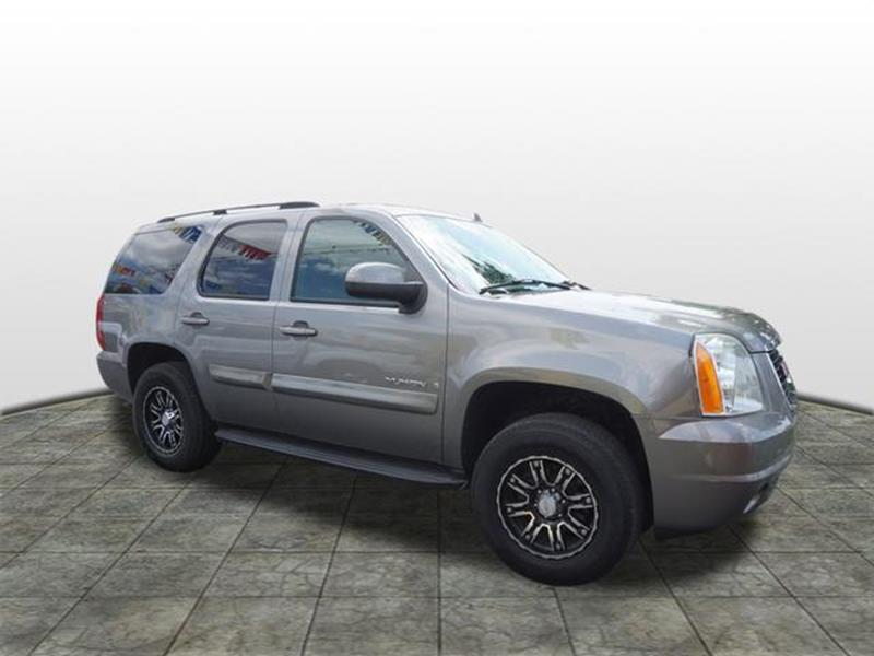 2007 GMC Yukon for sale at Tyme Auto Sales in Plymouth MI