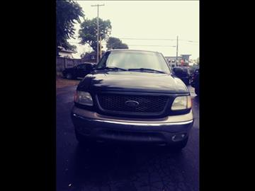 2001 Ford F-150 for sale at Tyme Auto Sales in Plymouth MI