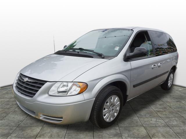 2006 Chrysler Town and Country for sale at Tyme Auto Sales in Plymouth MI