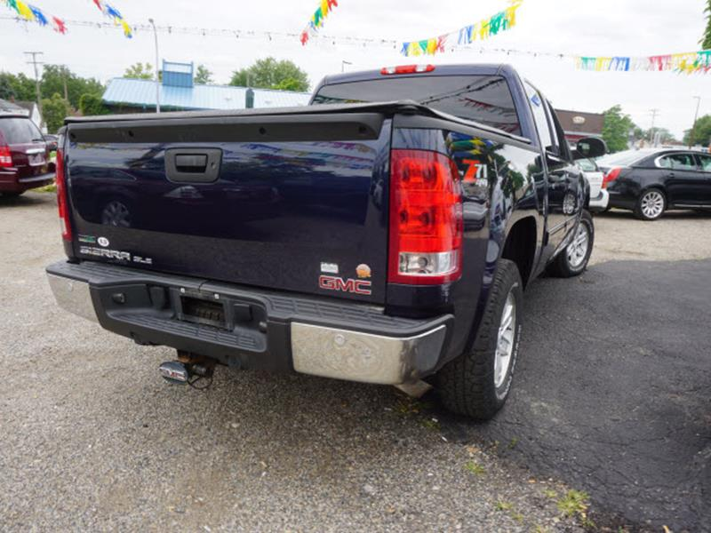 2011 GMC Sierra 1500 for sale at Tyme Auto Sales in Plymouth MI