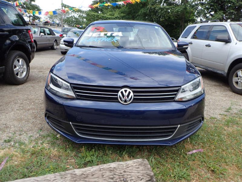 2013 Volkswagen Jetta for sale at Tyme Auto Sales in Plymouth MI