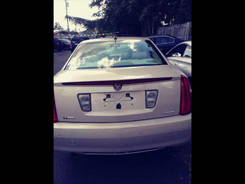 2008 Cadillac STS for sale at Tyme Auto Sales in Plymouth MI