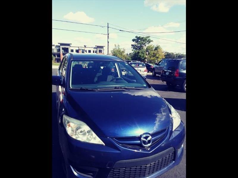 2008 Mazda MAZDA5 for sale at Tyme Auto Sales in Plymouth MI