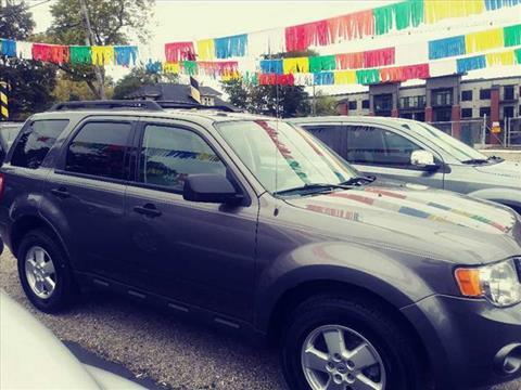 2010 Ford Escape for sale in Plymouth, MI