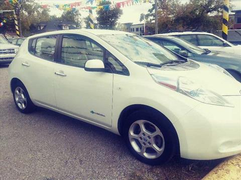 2011 Nissan LEAF for sale in Plymouth, MI