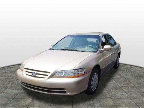 2001 Honda Accord for sale at Tyme Auto Sales in Plymouth MI