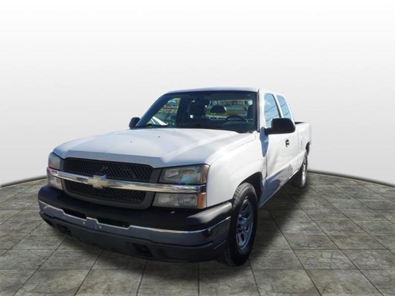 2005 Chevrolet Silverado 1500 for sale at Tyme Auto Sales in Plymouth MI