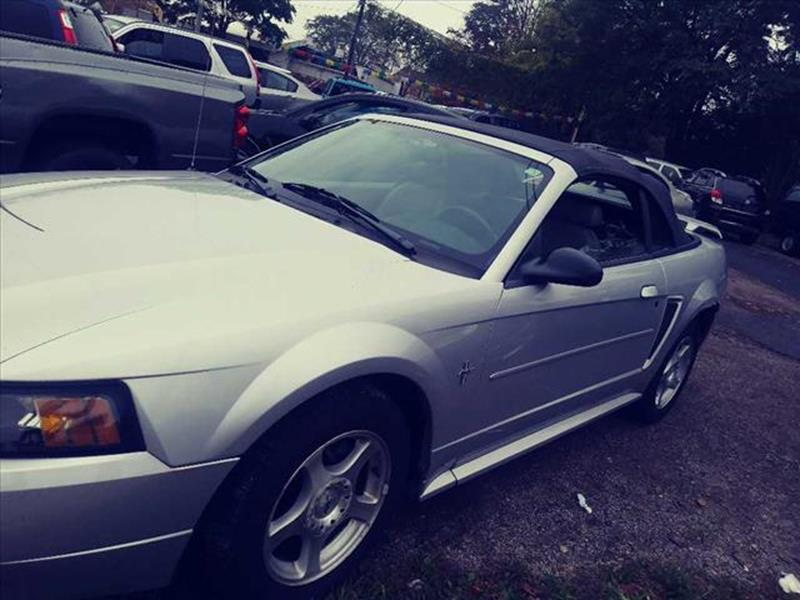 2003 Ford Mustang for sale at Tyme Auto Sales in Plymouth MI