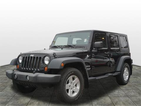 2010 Jeep Wrangler Unlimited for sale in Plymouth, MI