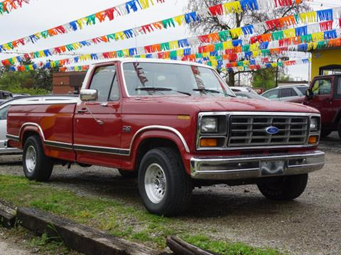 1984 Ford F-150 for sale in Plymouth, MI