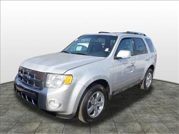 2011 Ford Escape for sale at Tyme Auto Sales in Plymouth MI