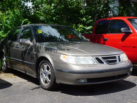 2002 Saab 9-5 for sale in Plymouth, MI