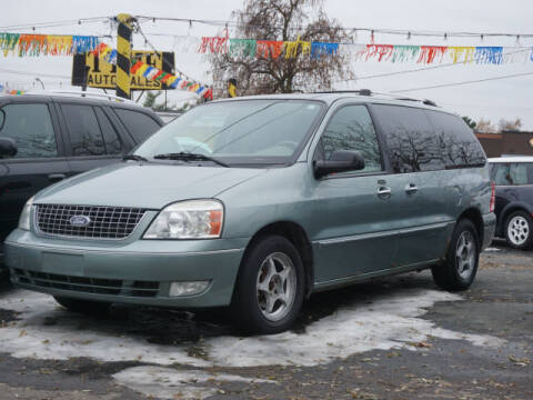 2007 Ford Freestar for sale in Plymouth, MI