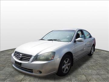 2006 Nissan Altima for sale in Plymouth, MI