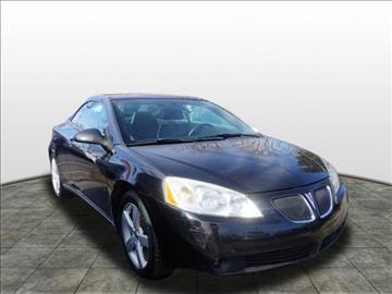 2007 Pontiac G6 for sale at Tyme Auto Sales in Plymouth MI