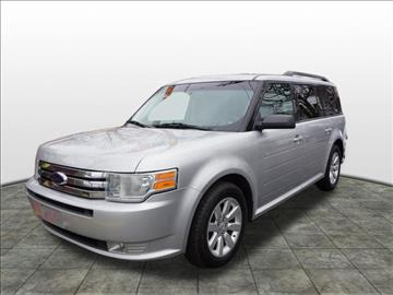 2009 Ford Flex for sale at Tyme Auto Sales in Plymouth MI