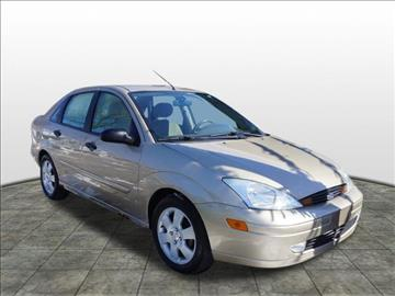 2002 Ford Focus for sale in Plymouth, MI