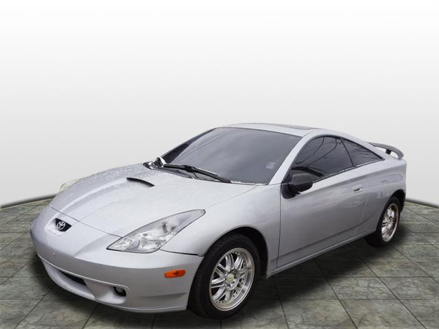 2000 Toyota Celica for sale at Tyme Auto Sales in Plymouth MI