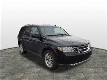 2007 Saab 9-7X for sale at Tyme Auto Sales in Plymouth MI