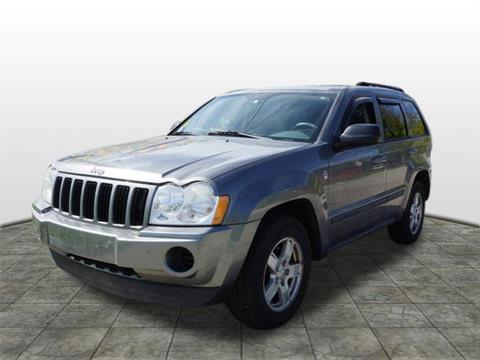 2007 Jeep Grand Cherokee for sale at Tyme Auto Sales in Plymouth MI
