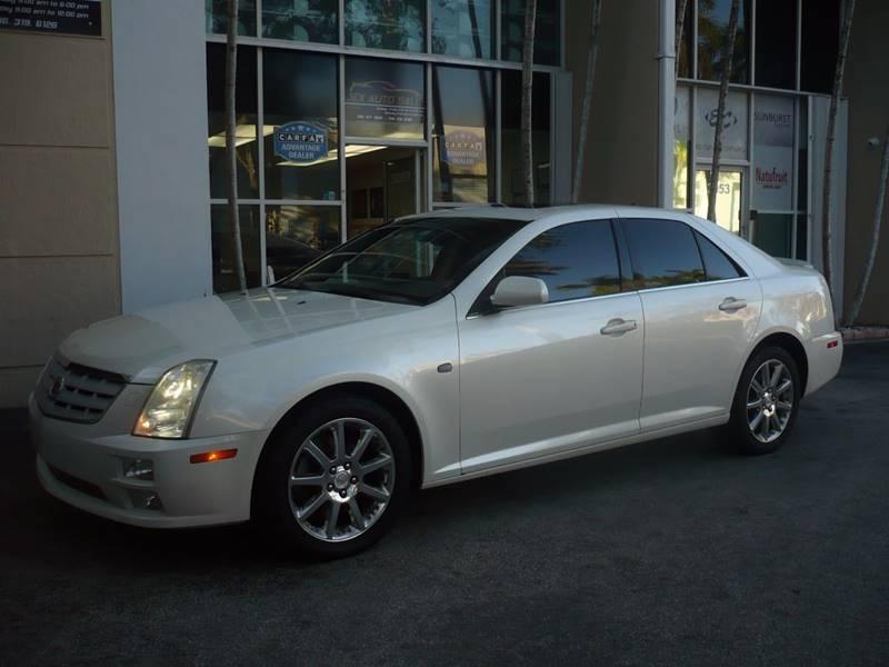 2005 Cadillac Sts AWD 4 6 4dr Sedan In Miami FL - Jex Auto Sale