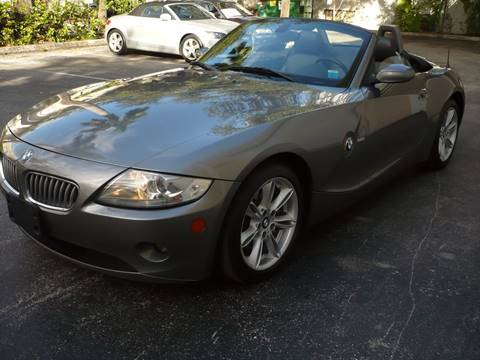 2005 BMW Z4 for sale in Doral, FL