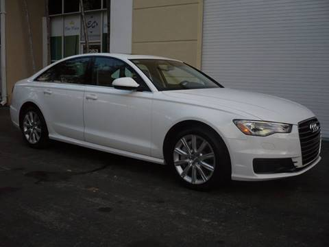 2016 Audi A6 for sale in Doral FL