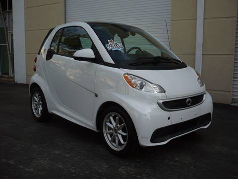 2015 Smart fortwo for sale in Doral, FL
