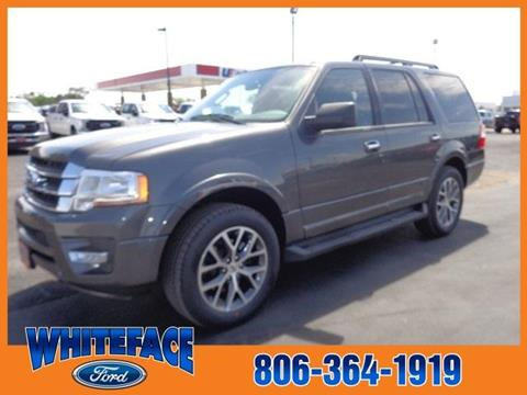 2017 Ford Expedition for sale in Hereford, TX