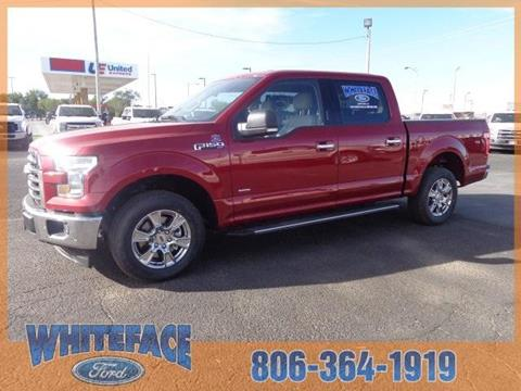 2017 Ford F-150 for sale in Hereford, TX