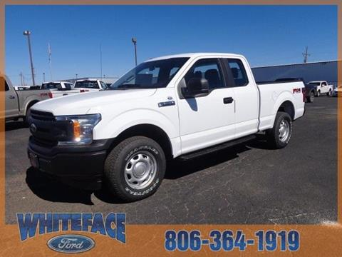 2018 Ford F-150 for sale in Hereford, TX