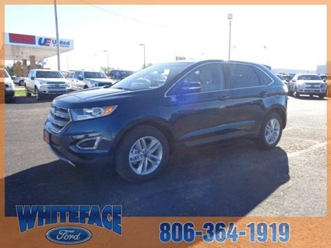 2017 Ford Edge for sale in Hereford, TX