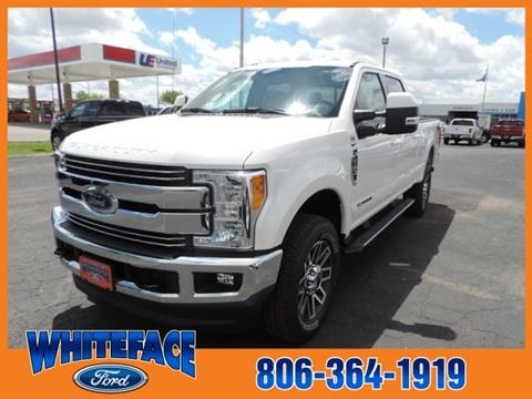 2017 Ford F-250 Super Duty for sale in Hereford, TX