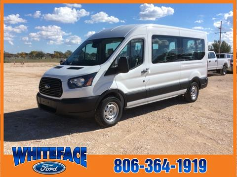 2019 Ford Transit Passenger for sale in Hereford, TX