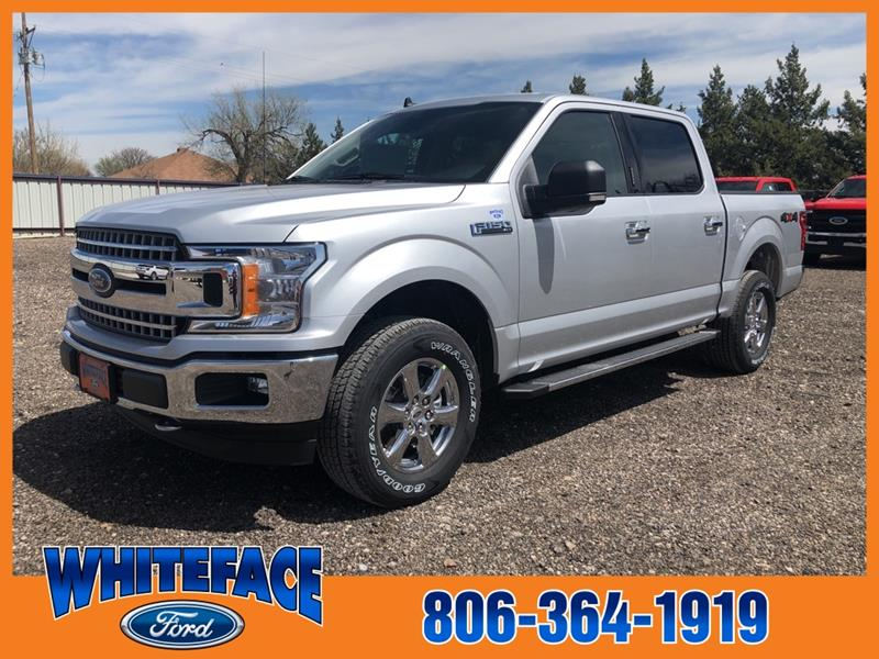 ford    xlt dr supercrew  ft sb  hereford tx whiteface ford