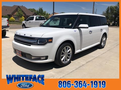 2019 Ford Flex for sale in Hereford, TX